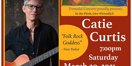 Catie Curtis (Special Guest: Anelise and her Family Band): Mar. 20; 7 PM tickets