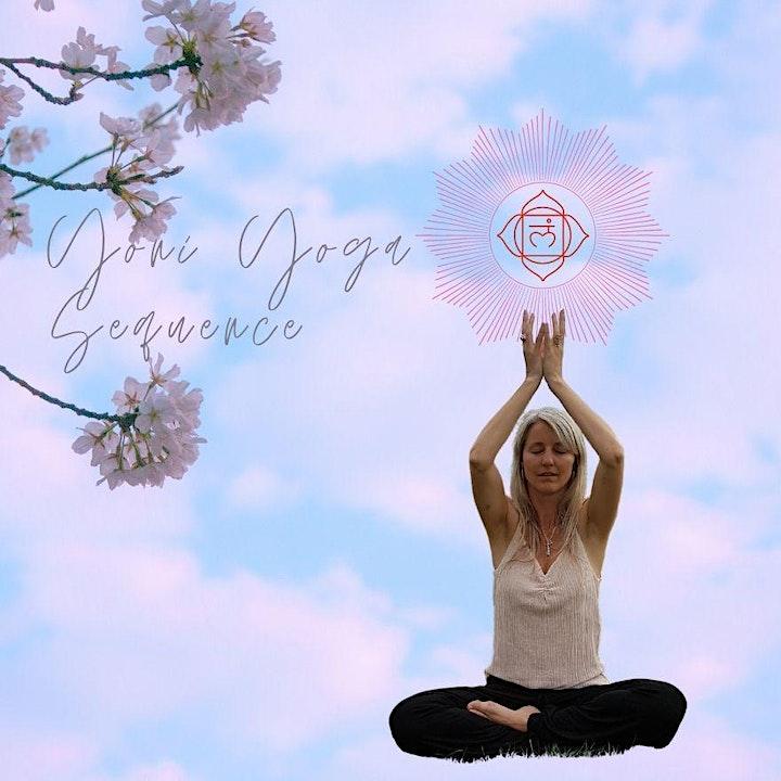 Yoni Yoga Online Class image