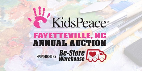 KidsPeace Fayetteville, Annual Auction tickets