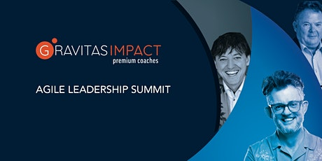 Gravitas Impact Agile Leadership Summit tickets