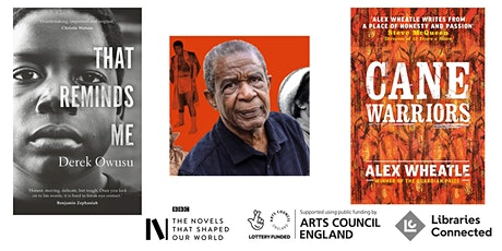 Black British Novels: What Lies Beneath tickets
