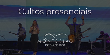 CULTO DE SÁBADO - BASE JOVEM ingressos