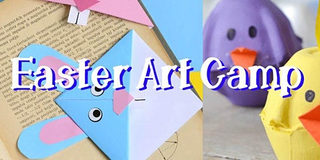 Easter Art Camp I tickets