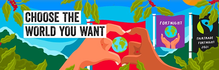 Hidden Voices in the Market - Fairtrade Fortnight online discussion image