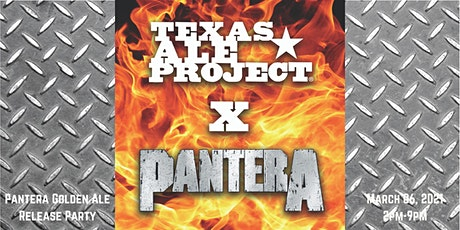 Pantera Golden Ale Release Party tickets