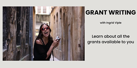 Grants for Artists/ Musicians in Canada tickets