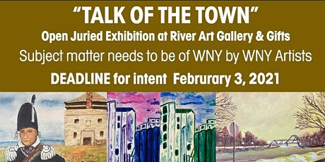Talk of the Town Art Exhibition tickets