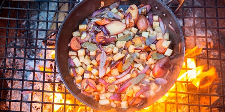 Cooking Outdoors with Christina tickets