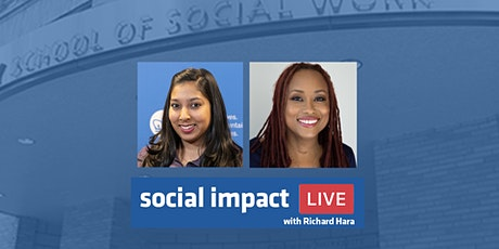 Social Impact Live: Racial Disparities in Vaccine Distribution tickets
