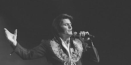 Walt Sanders - A Tribute to Elvis tickets