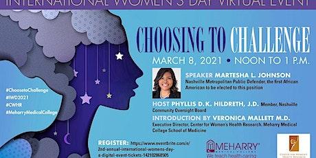 2nd Annual International Women's Day - A Digital Event tickets