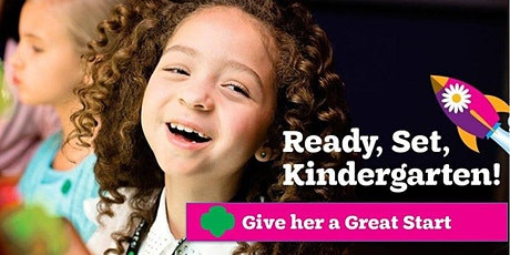 Make New Friends with Girl Scouts - Virtual Kinder Readiness Sessions! tickets
