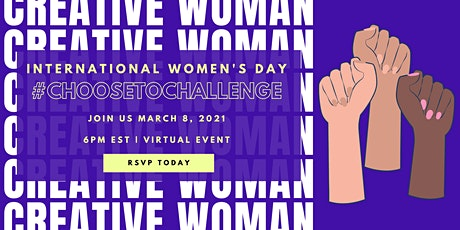 International Women's Day hosted by Creative Woman tickets