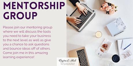 Mentorship Group tickets