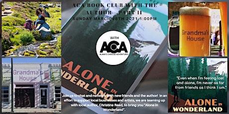 Alone in Wonderland - ACA Book Club Part II tickets