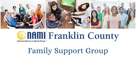 NAMI Franklin County Family Support Group (1st Tuesdays) tickets