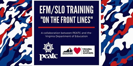 On the Front Lines - a Training for EFM/SLO Professionals (July 2021) tickets