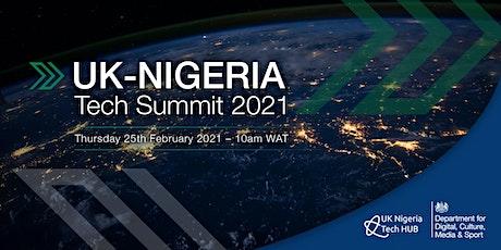 UK-Nigeria Tech Summit tickets
