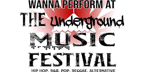 THE UNDERGROUND MUSIC FESTIVAL (LAKELAND FL) tickets
