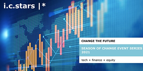 Season of Change Event Series: Tech, Finance, & Equity tickets