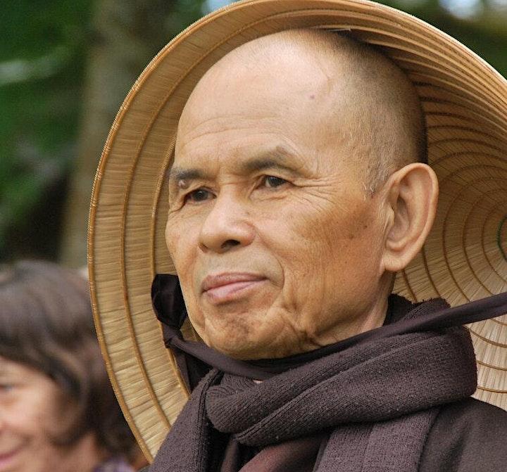 Spirited Book Club ~ Living Buddha, Living Christ by Thich Nhat Hanh image