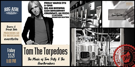 Tom The Torpedoes The Music of Tom Petty & The Heartbreakers Live@Big Ash tickets