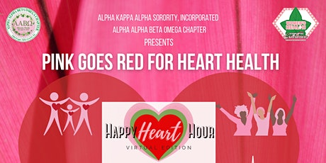 Pink Goes Red for Heart Health tickets