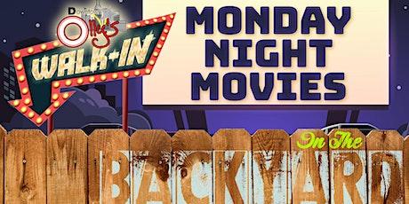 Walk-In Movie Mondays tickets
