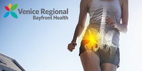 Treatments for Hip Pain - Free Online Health Talk with Q&A tickets