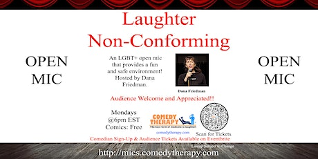 Laughter Non-Conforming - Mar 15 tickets