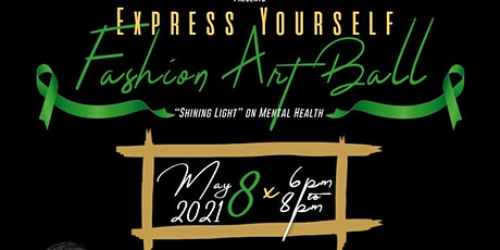 Express Yourself Fashion Art Ball tickets