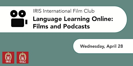 Language Learning Online: Films and Podcasts tickets