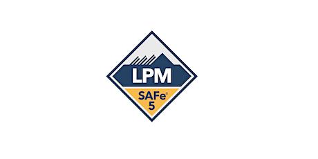 SAFe Lean Portfolio Management 5.0 tickets