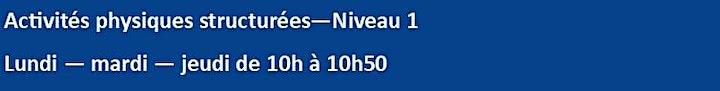 Image de Cours en ligne - janvier à mars 2021