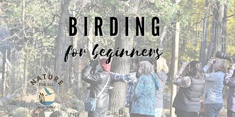 Beginner Bird Walk tickets