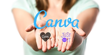 Canva Training (2hrs) - Back by popular demand tickets