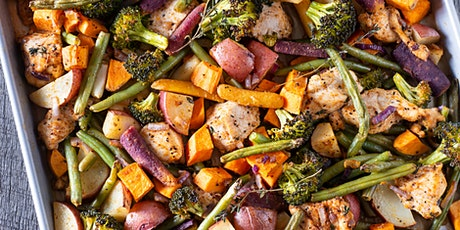 Easy Sheet Pan Dinners tickets