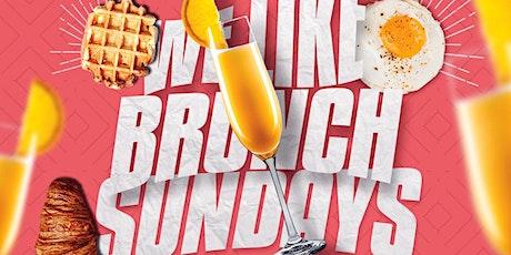 We Like Brunch Sundays tickets