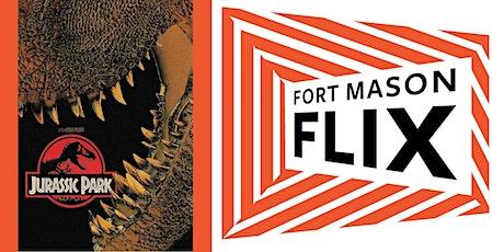 FORT MASON FLIX: Jurassic Park tickets