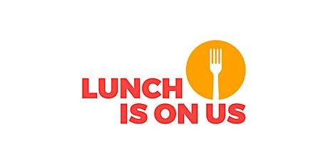 IWIRC Western Canada ARIL Lunch tickets