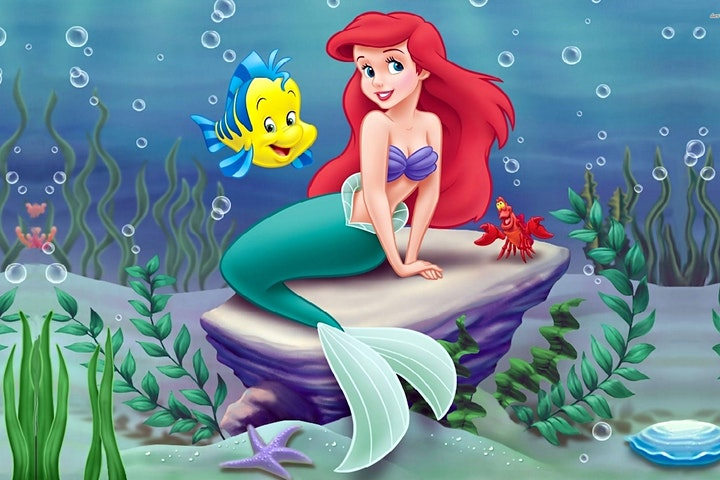 Starlite Drive In Movies - THE LITTLE MERMAID image