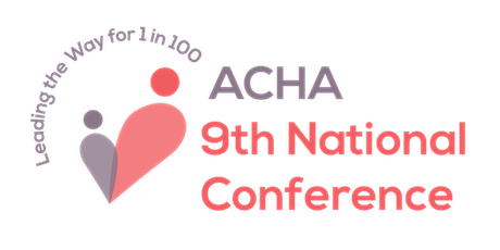 ACHA 9th National Conference  -  Leading the Way for 1 in 100! tickets