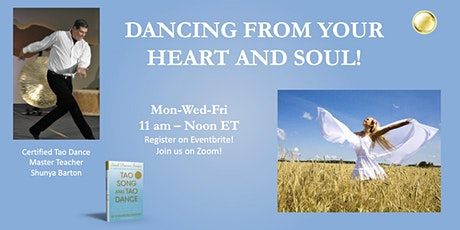 Dancing from Your Heart and Soul tickets