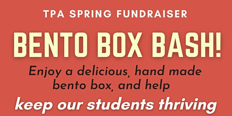 Bento Box Bash! tickets