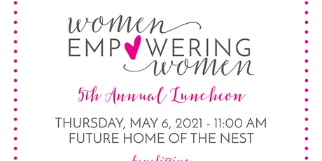 Women Empowering Women luncheon benefitting Justin's Place tickets