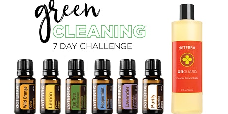 Green Cleaning Challenge tickets