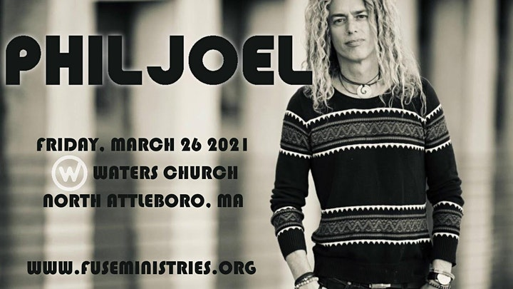 An Evening with Phil Joel image