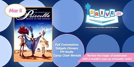 PRISCILLA- QUEEN OF THE DESERT: Drive-In Experience tickets