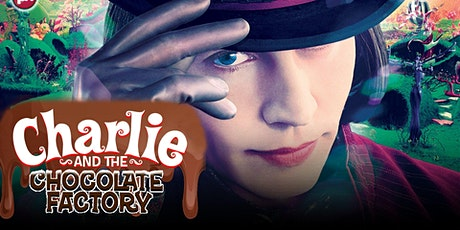 Free Drive-in Movie - Charlie and the Chocolate Factory tickets