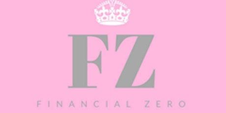 Rewrite Your Financial Blueprint tickets